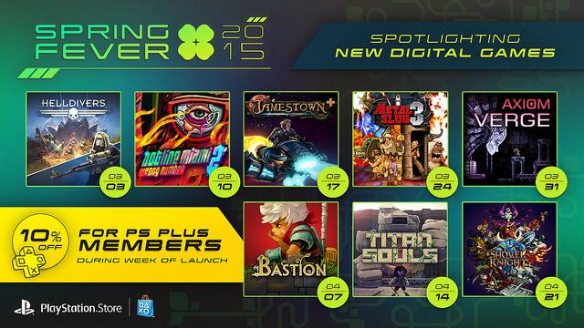Nyt i PlayStation Store