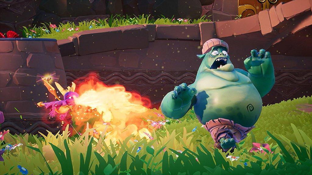 Spyro-spillene